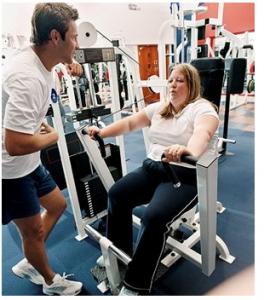 Styrketræning og vægttab