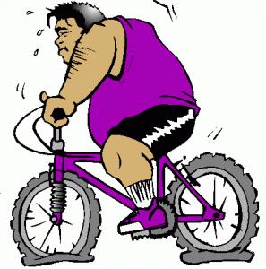 Fysisk aktivitet er uundgåeligt for optimal fedtforbrændning