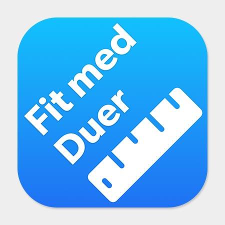 Image of Fit med Duer