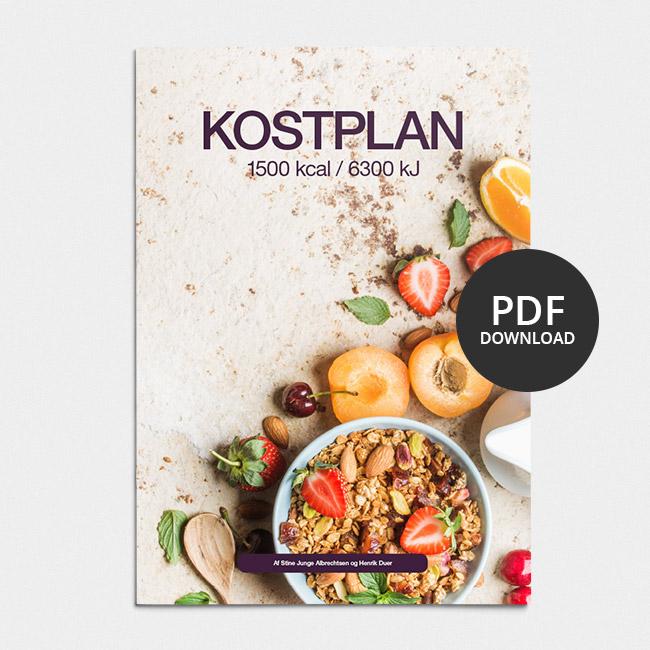 Image of Kostplan 1500 kcal