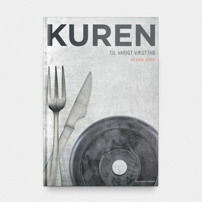 Image of Kuren til varigt vægttab (signeret af Henrik Duer)