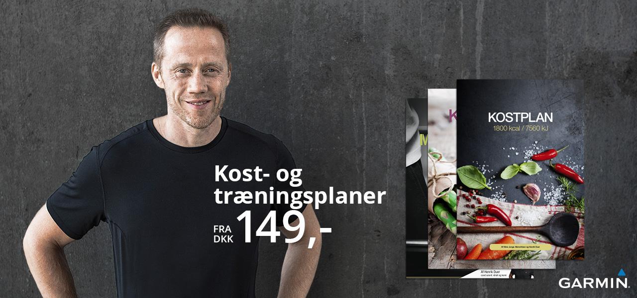 Kost- og træningsplaner
