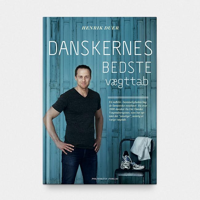 Danskernes bedste vægttab (signeret af Henrik Duer)