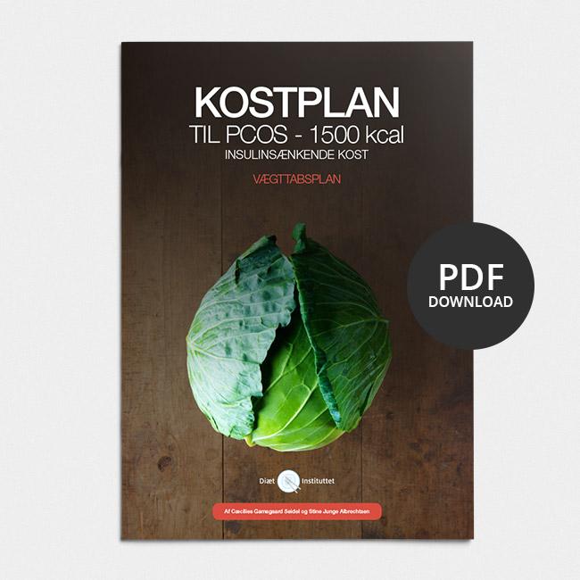 Image of Kostplan PCOS 1500 kcal