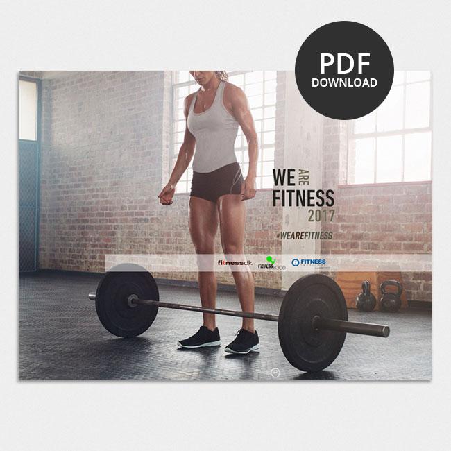 Image of #wearefitness - Henrik Duer slides