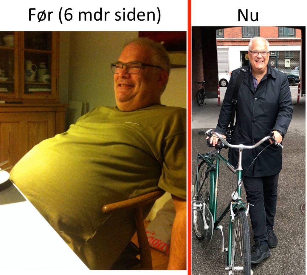 Fars Fede Kur (Signeret af Henrik) - Hvis han kan tabe sig, kan du også | Henrik Duer