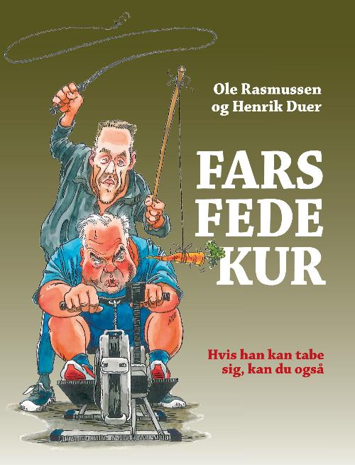 Fars Fede Kur (Signeret af Henrik) - Hvis han kan tabe sig, kan du også